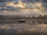 Calm over Ullswater Photographic Print by Adrian Campfield