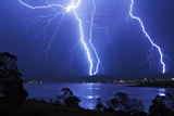 Stormy Night Photographic Print by Margaret Morgan