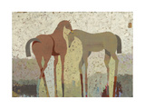 Gentle Whisperers Giclee Print by Ciela Bloom