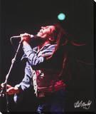 Bob Marley: Live In Concert Reproduction transférée sur toile