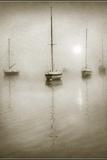 Ghost Fleet Reproduction photographique par Adrian Campfield