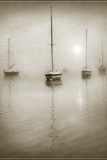 Ghost Fleet Photographic Print by Adrian Campfield