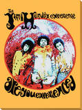 Jimi Hendrix: Are You Experienced Trykk på strukket lerret