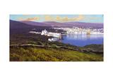 Vista Del Mar II Giclée-Druck von Ramon Vila