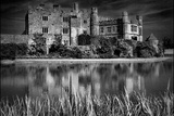 Vision of Leeds Castle. Photographic Print by Adrian Campfield