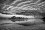 Reflections of Grasmere Photographic Print by Adrian Campfield