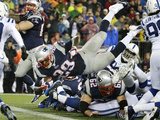NFL Playoffs 2014: Jan 11, 2014 - Colts vs Patriots - LeGarrette Blount Photo by Matt Slocum