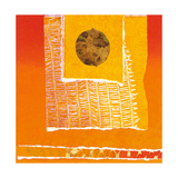 Sunscape 1 Giclée-tryk af Bonnie Wilkins