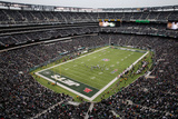MetLife Stadium Prints by Peter Morgan