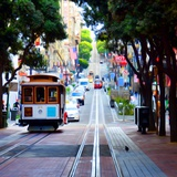 Remember San Francisco Photographic Print by Philippe Sainte-Laudy