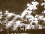 Moods of London Photographic Print by Adrian Campfield