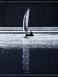 Sailing by Moonlight Photographic Print by Adrian Campfield