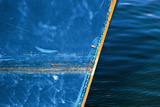 Fishing Boat Bow Photographic Print by Mimi Payne