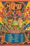 Muppets Most Wanted - Grand Tour Print