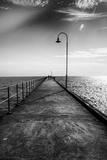 Dromana Jetty Photographic Print by Margaret Morgan