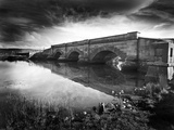 Ross Bridge Photographic Print by Margaret Morgan