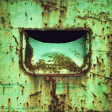 Industrial Green Photographic Print by Mimi Payne