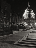 Passage to St. Pauls Photographic Print by Doug Chinnery
