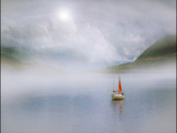 Scotch Mist! Photographic Print by Adrian Campfield