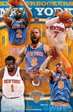 New York Knicks Team Poster
