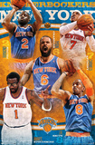 New York Knicks Team Poster