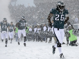 LeSean McCoy Photographic Print by Matt Rourke