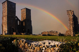 Evening at Reculver Photographic Print by Adrian Campfield