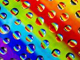 Multi-Coloured Papier Photo par Adrian Campfield