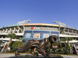 EverBank Field Photographic Print by John Raoux