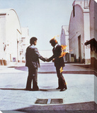 Pink Floyd: Wish You Were Here Stretched Canvas Print
