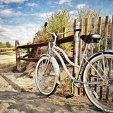 Summer Ride Premium Photographic Print by Mimi Payne