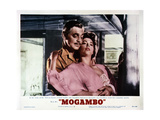 Mogambo Posters