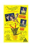 Funny Girl Plakát