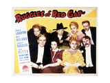 Ruggles of Red Gap Posters