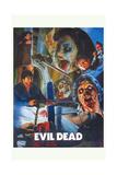 The Evil Dead Kunstdrucke