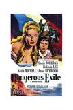 Dangerous Exile Print