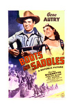 Boots and Saddles Prints