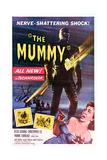 The Mummy Reprodukce