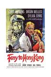 Ferry to Hong Kong Prints