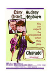 Charade Posters