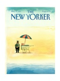 The New Yorker Cover - May 25, 1987 Regular Giclee Print by Abel Quezada