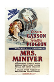 Mrs. Miniver Posters