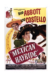 Mexican Hayride Affiches