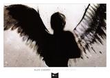 Paraíso em seus braços Posters por Alex Cherry