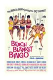 Beach Blanket Bingo Posters