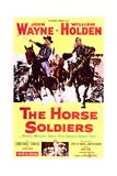 The Horse Soldiers Prints
