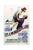Ihmeellinen elämä (It's a Wonderful Life) Julisteet