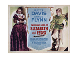 The Private Lives of Elizabeth and Essex Posters