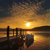 Evening Light, Ullswater Photographic Print by Adrian Campfield