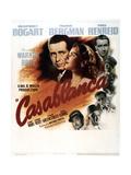 Casablanca, 1942 Obrazy